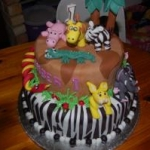 Boy themed Cakes025