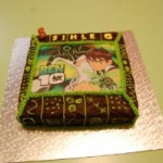 Boy themed Cakes030