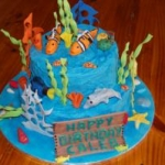 Boy themed Cakes031