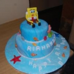 Boy themed Cakes036