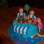 Boy themed Cakes008