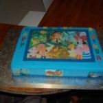 Boy themed Cakes012