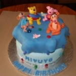 Boy themed Cakes021