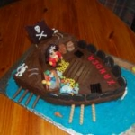 Boy themed Cakes027