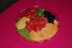 Party Animals Jumping Castels offers Fruit Platters002