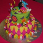 Girl themed Cakes014