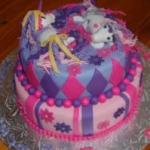Girl themed Cakes016