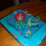 Girl themed Cakes027