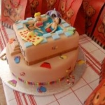 Girl themed Cakes028