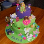 Girl themed Cakes032