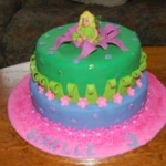 Girl themed Cakes036