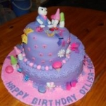 Girl themed Cakes037