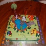 Girl themed Cakes039