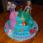 Girl themed Cakes040