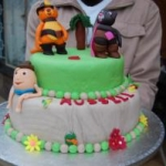 Girl themed Cakes045