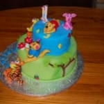 Girl themed Cakes047
