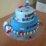 Girl themed Cakes048