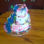 Girl themed Cakes049