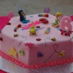 Girl themed Cakes050