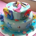 Girl themed Cakes051