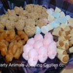 Party Animals Jumping Castels offers Kids Platters007