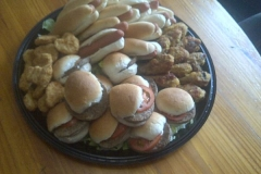Party Animals Jumping Castels offers Kids Platters001
