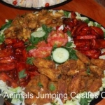 Party Animals Jumping Castels offers Savoury Platters001