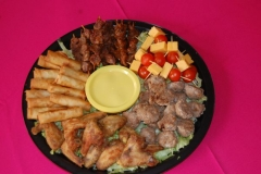 Party Animals Jumping Castels offers Savoury Platters029