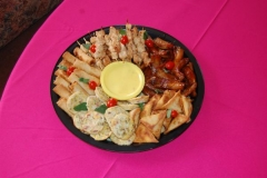 Party Animals Jumping Castels offers Savoury Platters033