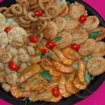 Party Animals Jumping Castels offers Seafood Platters004