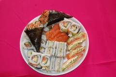 Party Animals Jumping Castels offers Seafood Platters009