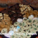 Party Animals Jumping Castels offers Sweet Platters003