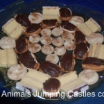 Party Animals Jumping Castels offers Sweet Platters012