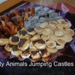Party Animals Jumping Castels offers Sweet Platters017