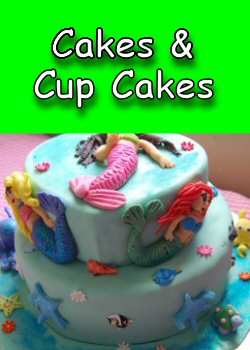 Cakes and Cup Cakes