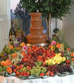 Chocolate Fountain 4