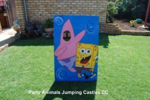 Sponge Bob Photo Board