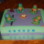 Boy themed Cakes009