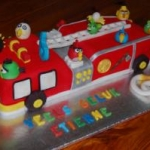 Boy themed Cakes016