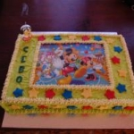 Boy themed Cakes022