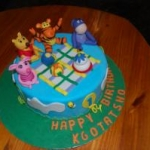 Boy themed Cakes034