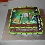 Boy themed Cakes037