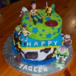 Boy themed Cakes038
