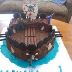 Boy themed Cakes041