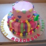Girl themed Cakes006