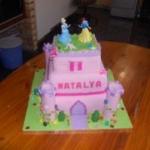 Girl themed Cakes007