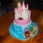 Girl themed Cakes009