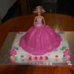 Girl themed Cakes010
