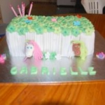 Girl themed Cakes013