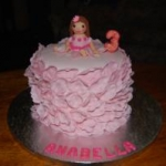 Girl themed Cakes019